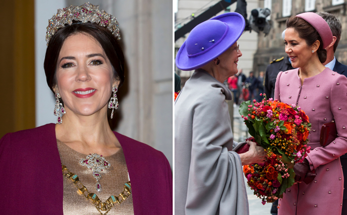 EXCLUSIVE: Is Princess Mary about to take the Danish throne and become Queen?