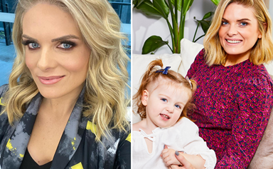 Erin Molan announces shock split from fiancé Sean Ogilvy after four years and a daughter together