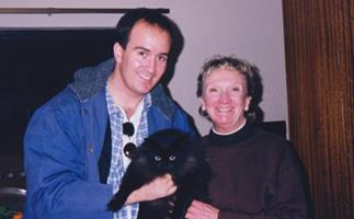 Remembering 9/11 after 20 years: Simon's mother, Yvonne, was on holiday when her plane was hijacked by terrorists