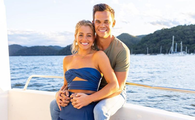 EXCLUSIVE: The Bachelor Australia's Jimmy Nicholson and Holly Kingston open up on plans for the future and why they're relieved the show is over