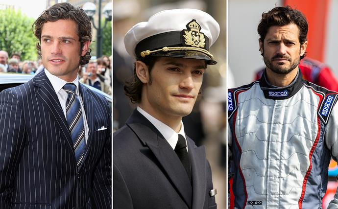 These photos prove why Prince Carl Philip of Sweden is one of the best looking royals alive