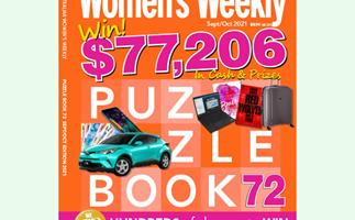 The Australian Women's Weekly Puzzle Book Issue 72