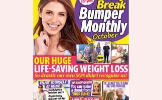 Lucky Break Bumper Monthly October Issue Online Entry