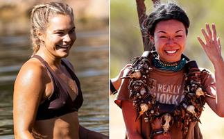 EXCLUSIVE: The truth behind this touching moment between Wai and Flick on Australian Survivor: Brains V Brawn