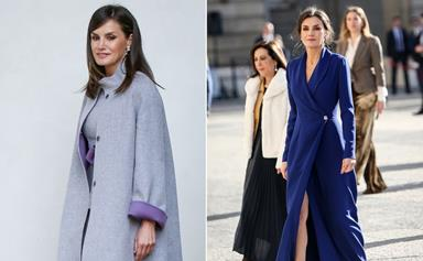 For years Queen Letizia has served immaculate fashion looks, and her most glamorous moments offer timeless inspiration