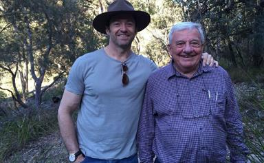 Hugh Jackman announces the tragic loss of his father Christopher, who passed away on Father's Day