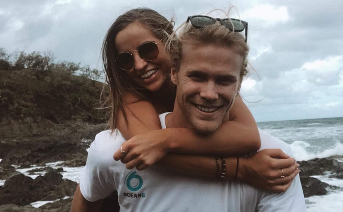 It's a love story! Take a look back on Jett Kenny's relationship timeline