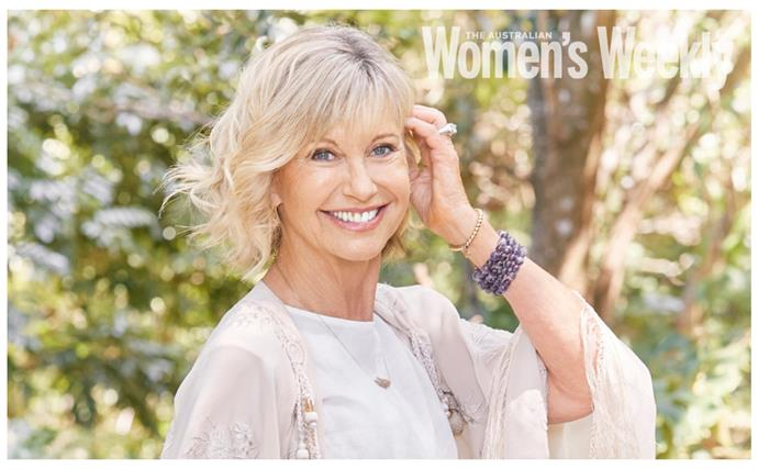 EXCLUSIVE: Olivia Newton-John reveals why she's so grateful for her life and family after everything she's been through
