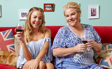Gogglebox duo Angie Kent and Yvie Jones take their next big step together