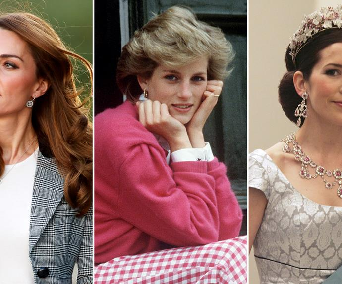 All the royals who have opened up and been refreshingly honest about mental health