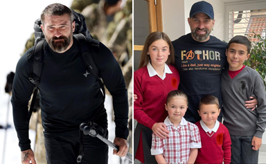 EXCLUSIVE: SAS Australia star Ant Middleton tells why he really comes across so tough