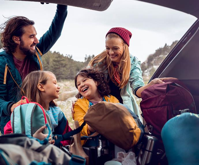 From delicious snack packs to audio books: genius ways to keep the kids entertained on a road trip
