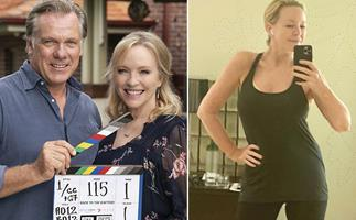 EXCLUSIVE: Rebecca Gibney's weight loss revelation ahead of her Back To The Rafters return
