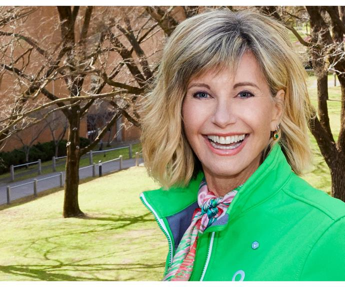 """Olivia Newton-John's urgent call to Australians: """"I want to pass on something good, something that's going to help people"""""""