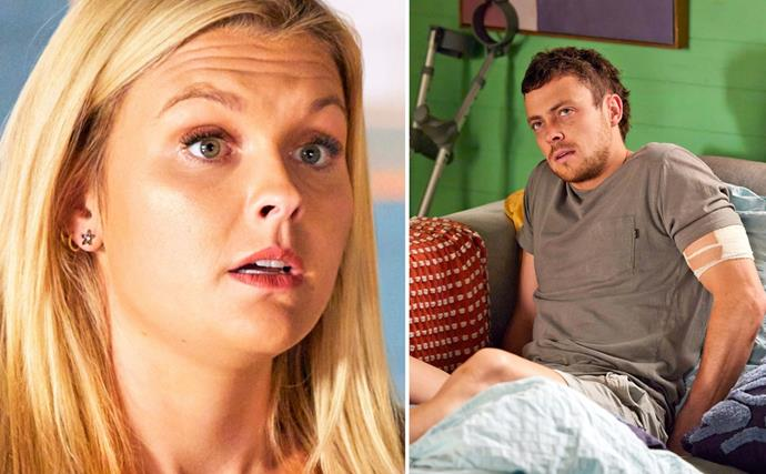 """""""I want you to leave!"""" Dean turns away a heartbroken Ziggy on Home and Away"""