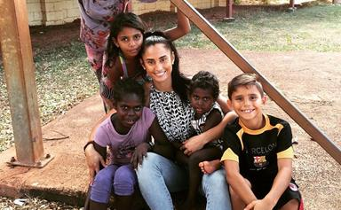 SAS Australia's Jessica Peris admits she struggled living in her Olympian mum's shadow