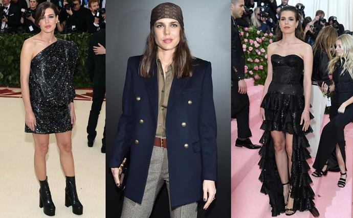 Monaco royal Charlotte Casiraghi's immaculate style is her birthright, and her most polished outfits are too good to ignore