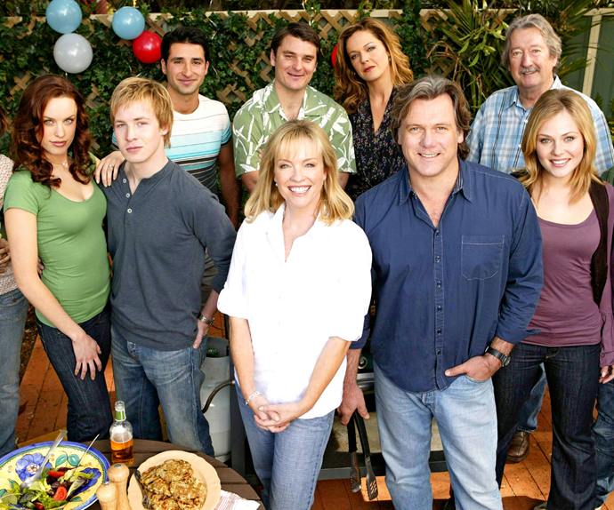 The cast of Packed To The Rafters reflect on the most iconic moments ahead of the reboot