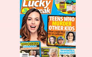 Lucky Break Issue 38 Entry Coupon
