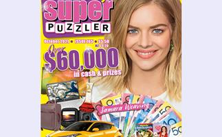 Woman's Day Superpuzzler Issue 165 Online Entry
