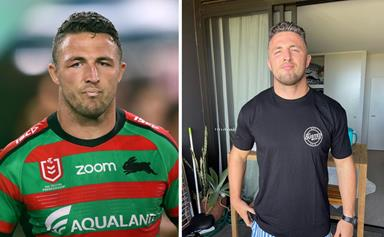 Former NRL star Sam Burgess confesses to cheating on ex-wife Phoebe during SAS interrogation