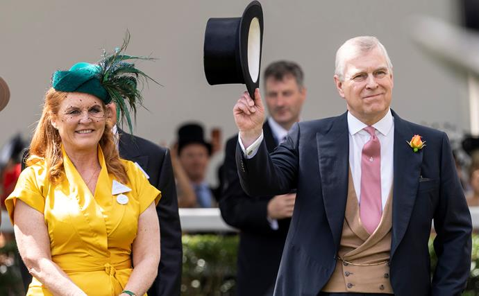 Rumours that Prince Andrew and Sarah, Duchess of York might remarry are swirling again