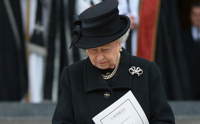 The Queen's heartache over new tragedy just five months after Prince Philip's death