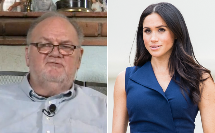 """Meghan Markle's estranged father Thomas Markle voices """"love"""" for Archie and Lilibet despite never meeting them"""