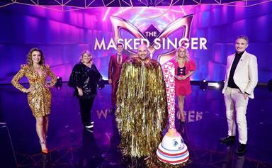How George Calombaris kept his appearance on The Masked Singer Australia a total secret