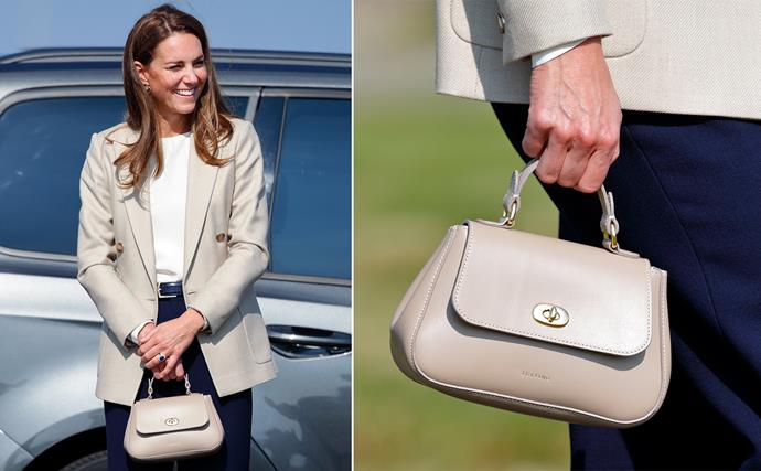 Kate Middleton's Tusting handbag