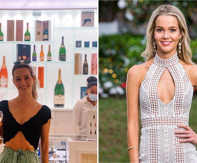 """""""It brought out a side to me that I didn't like"""": Former Bachelor star Helena Sauzier reveals why she quit drinking"""