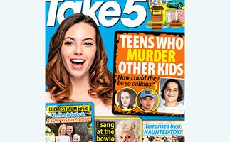 Take 5 Issue 38 Online Entry Coupon