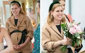 Glowing and showing! Pregnant Princess Beatrice just showcased her beautiful baby bump with the most genius styling trick