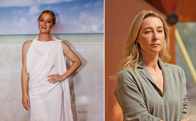 """EXCLUSIVE: Asher Keddie on her """"challenging"""" Nine Perfect Strangers gig and what it was like working with Nicole Kidman"""