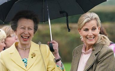 """Why a new friendship has blossomed between """"distant"""" royals Princess Anne and Sophie, Countess of Wessex"""