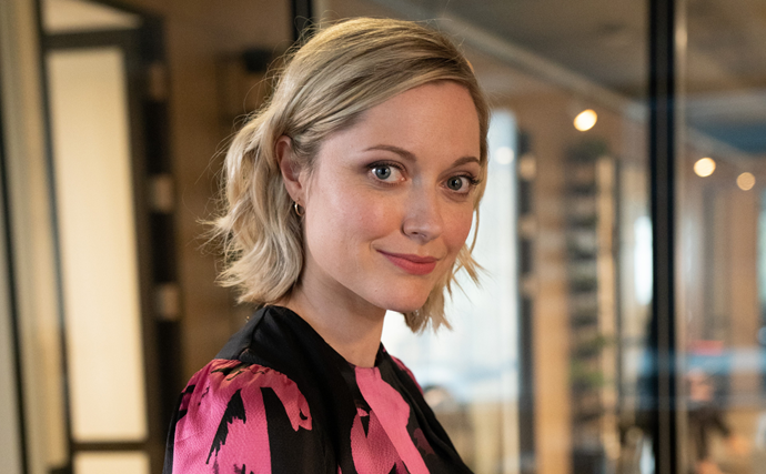 """""""I wanted to do it justice!"""" Georgina Haig on stepping into the role of Rachel in Back To The Rafters"""