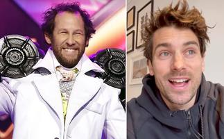 EXCLUSIVE: How Ben Lee tricked The Bachelor alum Matty J to hide his identity on The Masked Singer