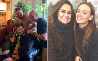 FAMILY ALBUM: Inside Lisa Wilkinson and Peter FitzSimons' gorgeous home life with their three kids