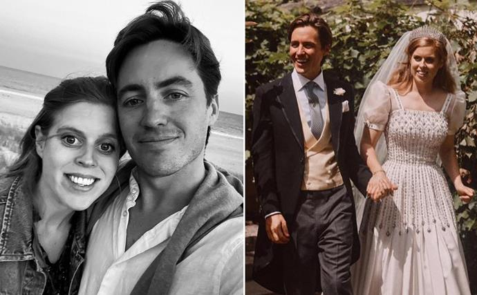 A count and a royal: Inside Princess Beatrice's whirlwind romance with Edoardo Mapelli Mozzi as they become parents