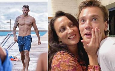 The best behind-the-scenes moments from the Home and Away set this year