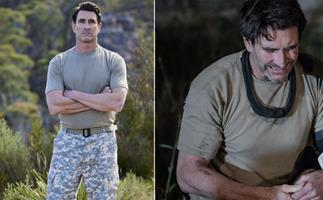 Pete Murray spills on the painful aftermath of his gruesome elbow injury on SAS Australia