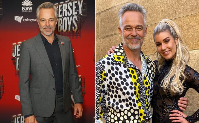 """Cameron Daddo admits he set aside his """"ego"""" to appear on Dancing with the Stars: All Stars"""