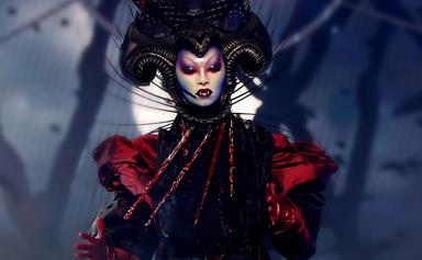 Who is Vampire on The Masked Singer Australia? Fans are certain she's a US popstar