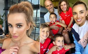 """""""Every day is a little bit crazy!"""" Bec Judd reveals the truth about homeschooling four kids in lockdown"""