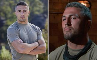 """""""He was just a really good man"""": Sam Burgess tears up over his father's death on SAS Australia"""