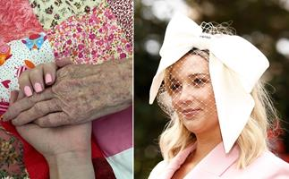 Jasmine Stefanovic pays tribute to her late grandmother, who has passed away at 96-years-old