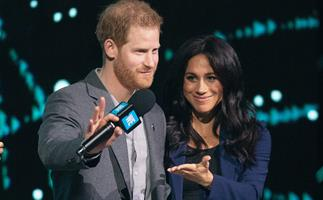 Prince Harry and Meghan Markle are about to make their first public appearance since Lilibet's birth