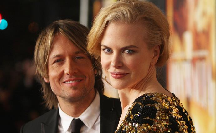 How Keith Urban won Nicole Kidman's heart with a surprise 5am visit to her house