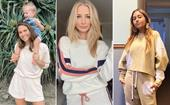 Elevated athleisure is the spring fashion trend Aussie celebs like Jess Mauboy and Anna Heinrich can't get enough of