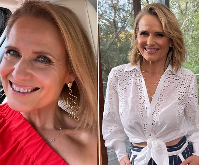 """""""We are getting out of this"""": Shaynna Blaze's sweet message to Australians suffering through """"relentless"""" lockdowns"""